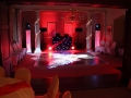 Show 2 | Holbrook House| Pulse Roadshow |Blue Uplighting