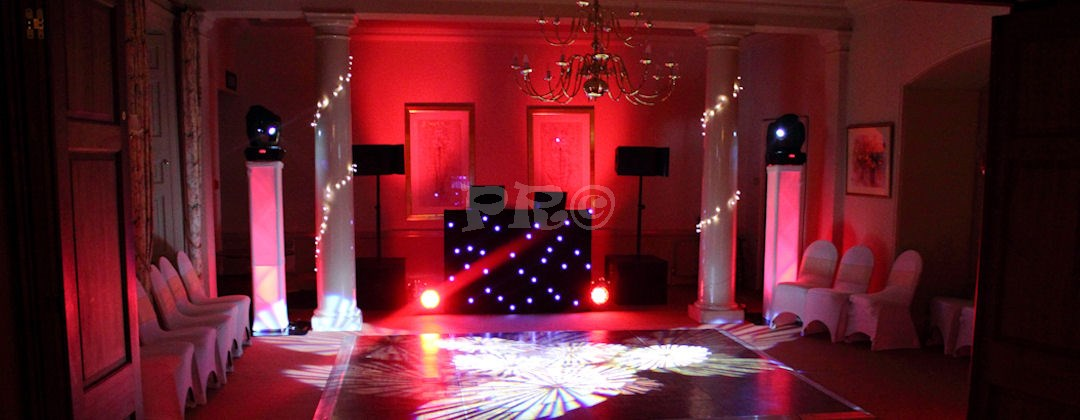Holbrook House | Disco | Clean Elegant | Pulse Roadshow